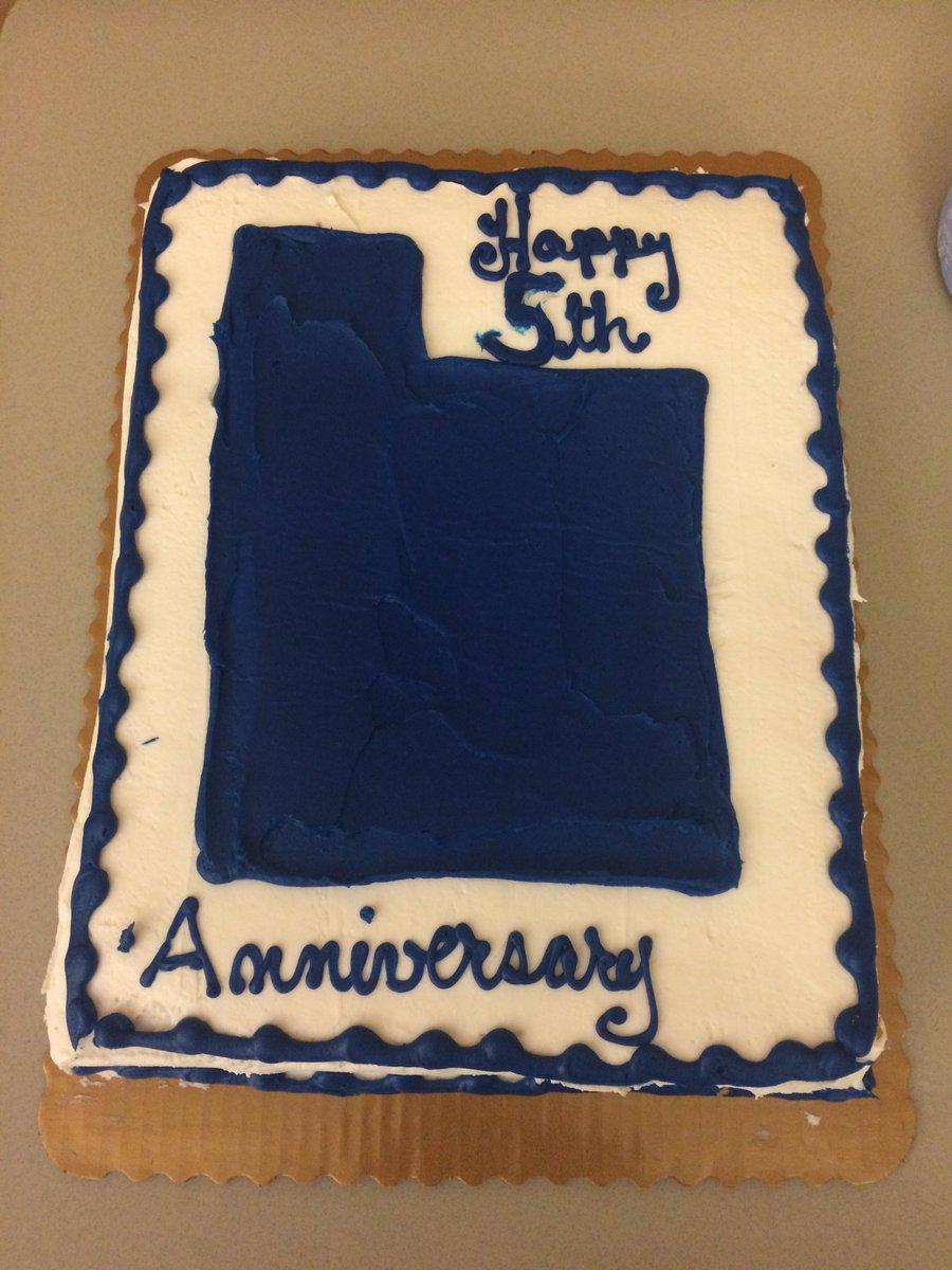 5th cake